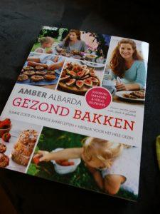 gezond bakken kookboek