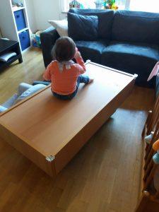Nola de tafelklimmer