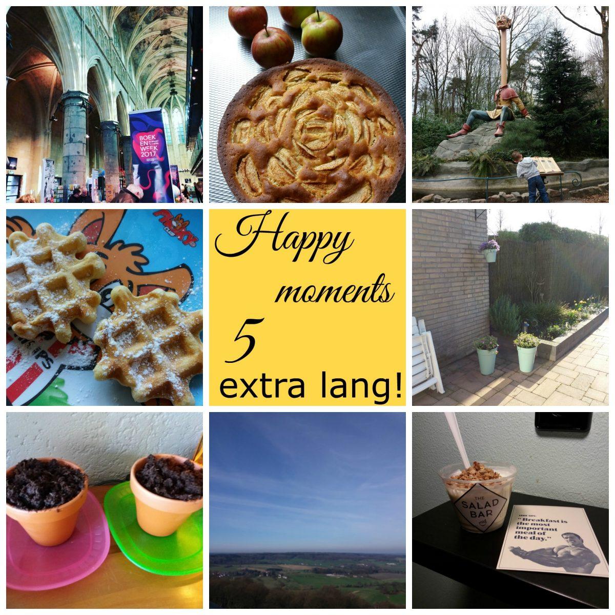Happy moments: veel foto's, dierentuin en weekendje weg