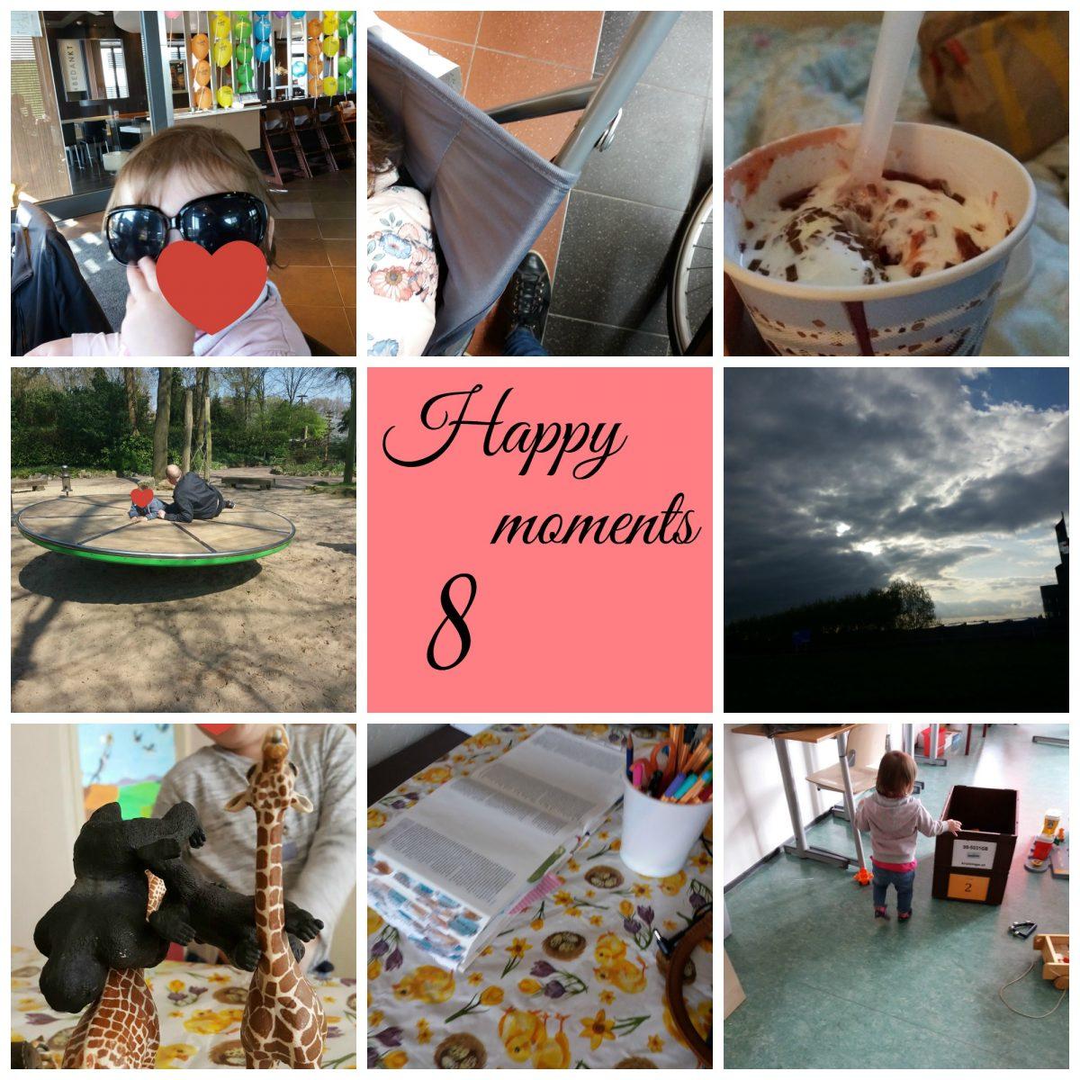 Happy moments 8: uitjes met de kinderen en naar Nederlandzingtdag