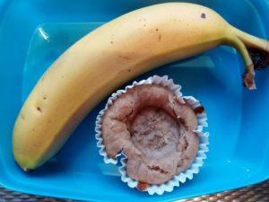 banaan en bananencake