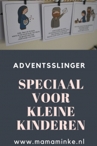 pinterest afbeelding adventsslinger