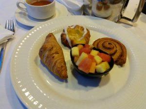 ontbijt terugweg