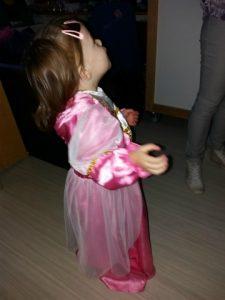 happy moments prinsesje kerst