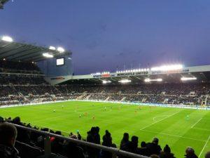 tweedehelft stadion