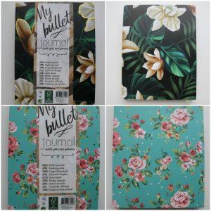 journaling bloemen action