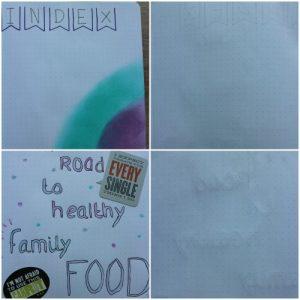 journaling doordrukken action