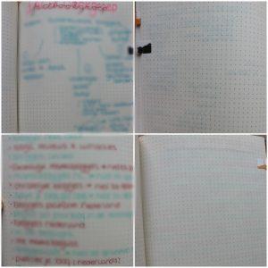 journaling inspirerend leven doordrukken