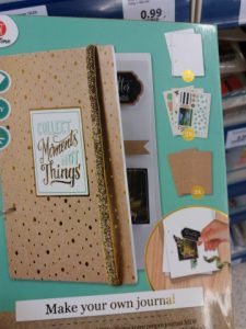 dagboek action diy