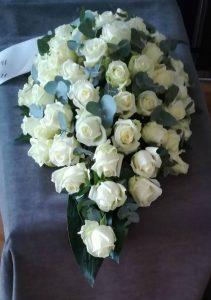 afscheid bloemen broers/zussen