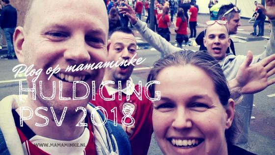Huldiging PSV uitgelichte afbeelding