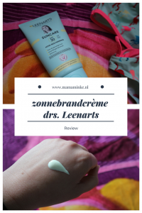 Pinterest zonnebrandcrème drs. Leenarts review. Hoe werkt de crème, tips voor het smeren en onze mening over deze zonnebrandcrème.