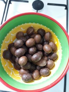 moederdagchocola smelten